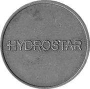 Car Wash Token - Hydrostar – reverse