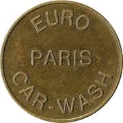 Car Wash Token - Euro Paris – obverse