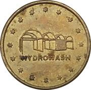 Car Wash Token - Hydrowash (18.6 mm) – obverse