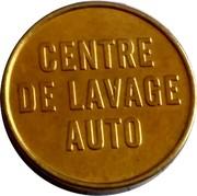 Car Wash Token - Centre de Lavage Auto – reverse
