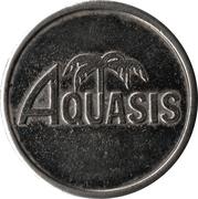 Car Wash Token - Aquasis – obverse