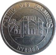2 Francs - Casino Des Palmiers (Hyeres) – obverse