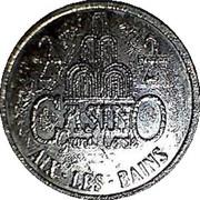 2 Francs - Casino Aix les Bains – obverse