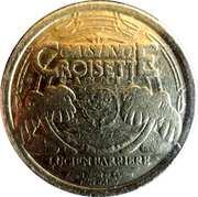 10 Francs - Casino Croisette Cannes – obverse
