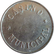 Token - Casino Divonne-Les-Bains – reverse