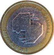 2 Euro - Casino Emeraude (Bagnoles-de-l'Orne) – reverse