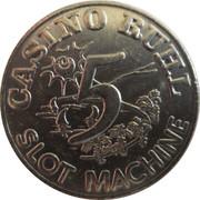 5 Francs - Casino Ruhl (Nice) – obverse