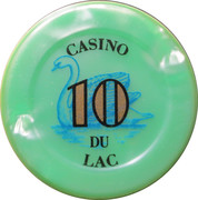 10 Francs - Casino Bagnoles-de-l'Orne – obverse