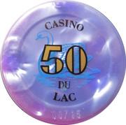 50 Francs - Casino Bagnoles-de-l'Orne – obverse