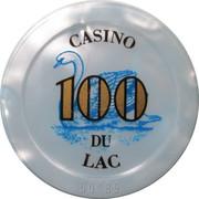 100 Francs - Casino Bagnoles-de-l'Orne – obverse