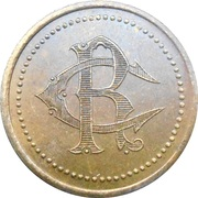 20 Francs - Casino de Royat – reverse