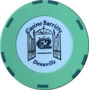 2 Euro - Casino Barriere (Deauville) – obverse