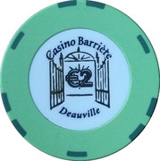 2 Euro - Casino Barriere (Deauville) – reverse