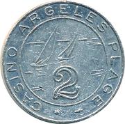 Token - Casino Argeles Plage (2) – obverse