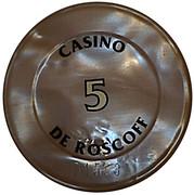 5 Euro - Casino Roscoff – obverse