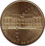 1 Euro - Rennes – obverse
