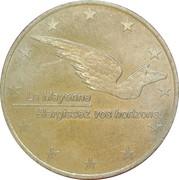 1 Euro -Mayenne – obverse
