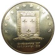 2 Euro - Ozoir la Ferrière – obverse