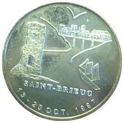 2 Euro - Saint-Brieuc – o