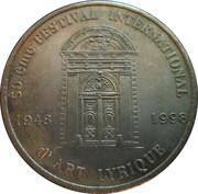 1 Euro - Aix en Provence – obverse