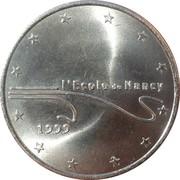2 Euro - Nancy – obverse