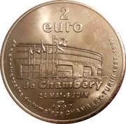 2 Euro - Chambéry – reverse