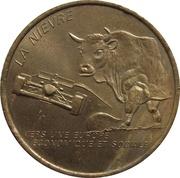 1 Euro - Nièvre – obverse
