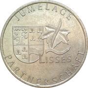1 Euro - Lisses – obverse