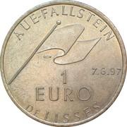 1 Euro - Lisses – reverse