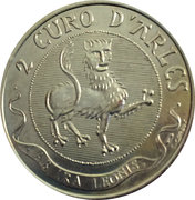 2 Euro - Arles – reverse