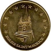 1 Euro - Pélissanne – obverse