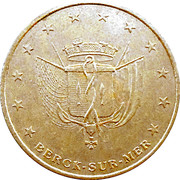 1 Euro - Berck-sur-Mer – obverse