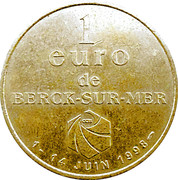 1 Euro - Berck-sur-Mer – reverse