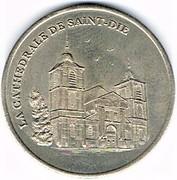 2 Euro - Saint Die – obverse