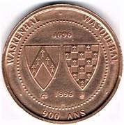 2 Euro - Wasquehal – reverse