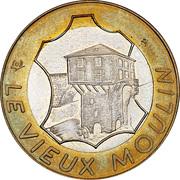 2 Euro - Millau – obverse