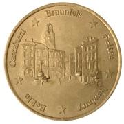 1 Euro - Bagneux-sur-Cèze – obverse