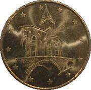 1 Euro - Brignais – obverse