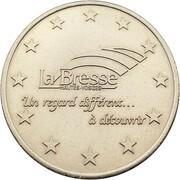 2 Euro - La Bresse – obverse