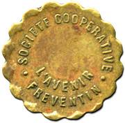 Token - Société Coopérative l'Avenir Fréventin (Frévent) – obverse