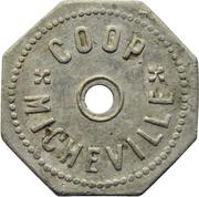 Token - Coop. Micheville (Villerupt) – obverse