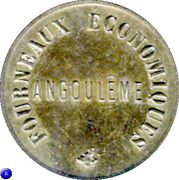 Token - Fourneaux économiques (Angoulême) – obverse