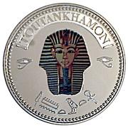 Token - Trésor d'Egypte (Toutankhamon) – obverse