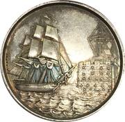 Token - La Sphère maritime insurance company (Paris) – reverse