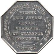 Token - Assurances Mutuelles de Poitiers – reverse