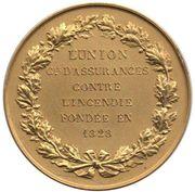 Medal - Assurances L'Union – obverse