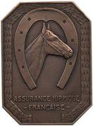Token - Assurance Hippique Française – obverse
