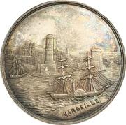 Token - Maritime insurance and stockbrokers lloyd (Marseille) – obverse