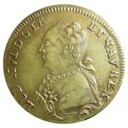 Counter Token - Louis XVI (Omnibus non sibi) – obverse