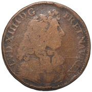 Counter Token - Louis XIV (TRVNCVM CAPVT ABDIDIT VNDIS) – obverse
